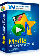 Media Recovery Wizard Box